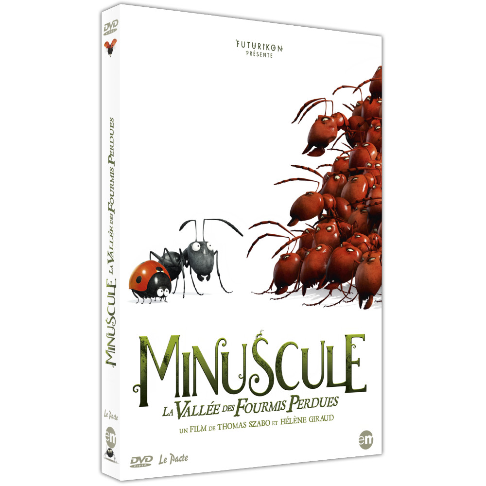 film minuscule la vallée des fourmis perdues