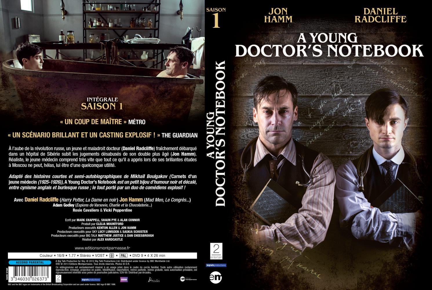 young doctor notebook