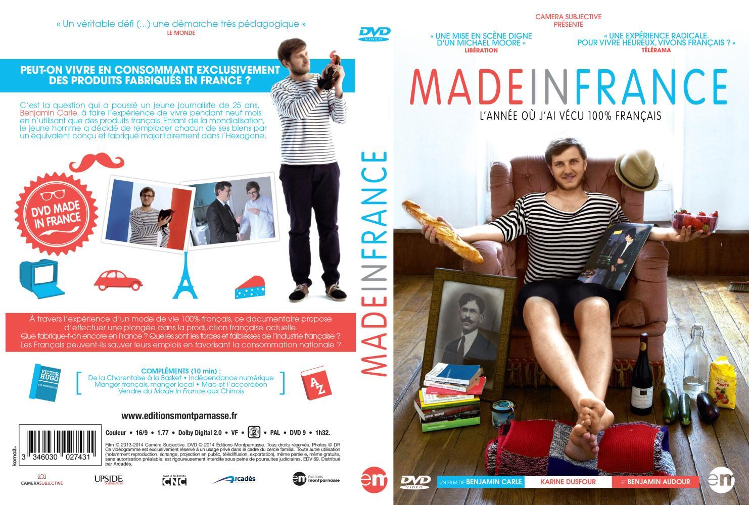 made in france dvd editions montparnasse la culture en dvd blu ray et vod. Black Bedroom Furniture Sets. Home Design Ideas